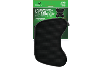 Xbox One Controller Caes: Carbon Dual Armour