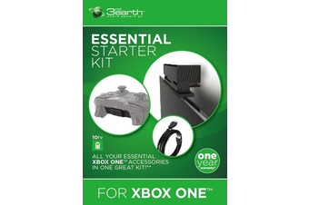 Xbox One Essential Starter Kit