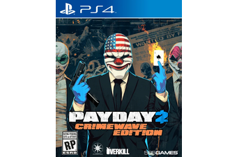 Payday 2: Crimewave Edition (U.S. Import) (PS4)