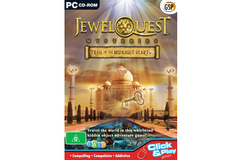 Jewel Quest Mysteries: Trial of the Midnight Heart (PC)