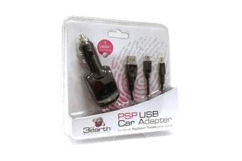 3rd Earth PSP USB Car Adapter