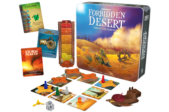 Forbidden Desert Card Game