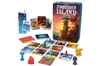 Forbidden Island: Adventure... If You Dare Card Game