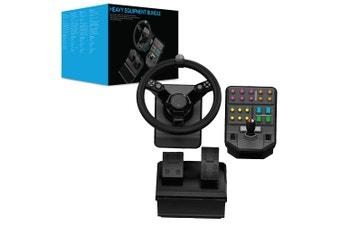 Logitech Farming Simulator Heavy Equipment Bundle for PC