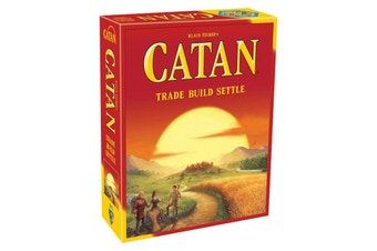 Catan: 5th Edition Board Game