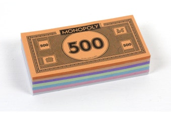 Monopoly  Board Game Money Pack