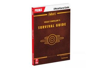 Fallout 4 Vault Dweller's Survival Guide Standard Edition