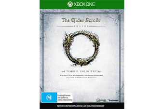 The Elder Scrolls Online: Tamriel Unlimited [Pre-Owned] (Xbox One)