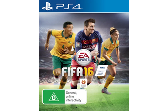 FIFA 16 [Pre-Owned] (PS4)