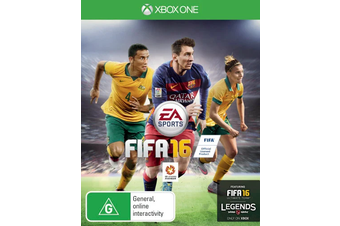 FIFA 16  [Pre-Owned] (Xbox One)