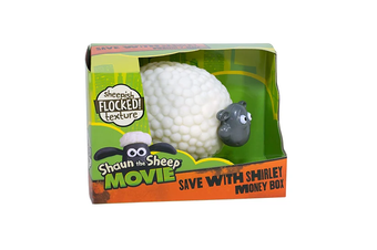 Shaun the Sheep Save with Shirley Money Box