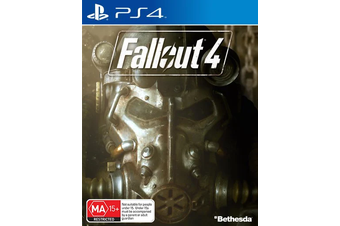 Fallout 4 [Pre-Owned] (PS4)