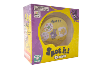 Spot It! Classic Card Game