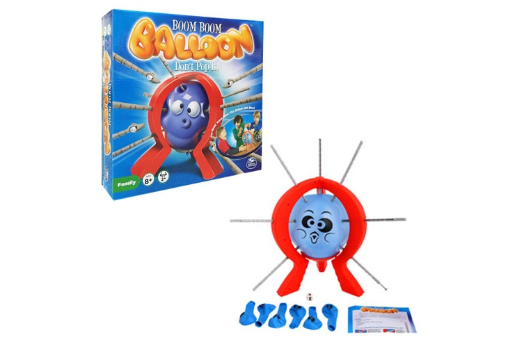 Dick Smith Boom Boom Balloon Board Game Board Games Puzzles