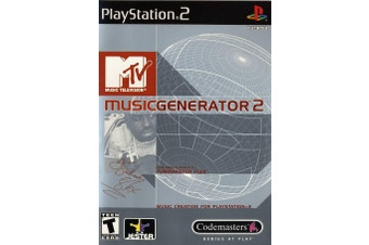 MTV: Music Generator 2 [Pre-Owned] (PS2)