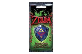 The Legend of Zelda Trading Card Game Pack