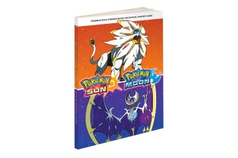 Pokémon Sun & Pokemon Moon Official Strategy Guide