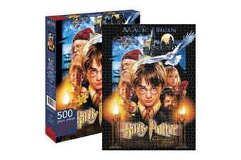 Harry Potter and the Sorcerer's Stone 500 Piece Puzzle