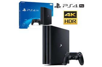 PRE-ORDER: PlayStation 4 Pro 1TB Black Console