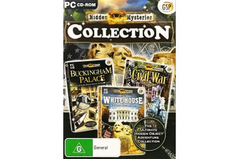 Hidden Mysteries Collection (PC)