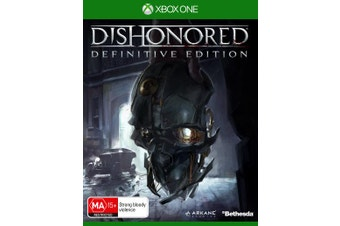 Dishonored: Definitive Edition [Pre-Owned] (Xbox One)