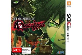 Shin Megami Tensei IV: Apocalypse (3DS)