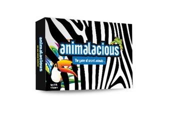 Animalacious Board Game