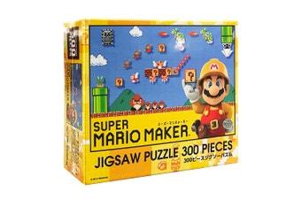 Super Mario Maker 300 Piece Puzzle