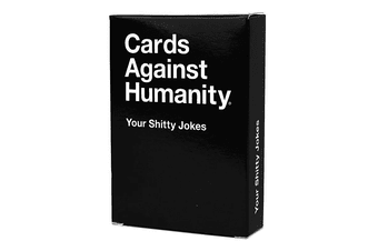 Cards Against Humanity: Your Shitty Jokes Expansion