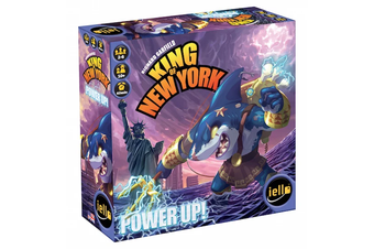 King of New York: Power Up Expansion Board Game