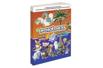 Pokémon Sun & Moon Official Alola Pokédex & Adventure Guide Book