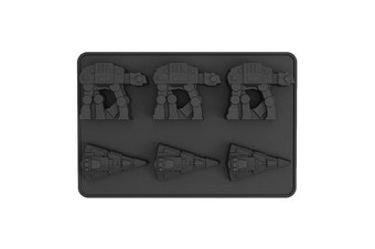 Star Wars AT-AT & Imperial Star Destroyer Ice Cube Tray