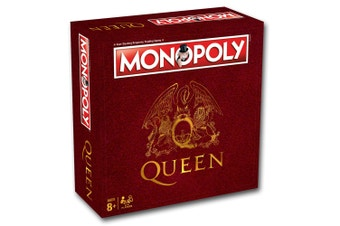 Monopoly: Queen Board Game