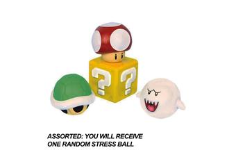 Super Mario Assorted Stress Balls