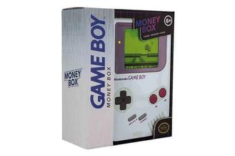 Nintendo GameBoy Tin Money Box