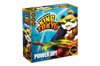 King of Tokyo: Power Up! Board Game