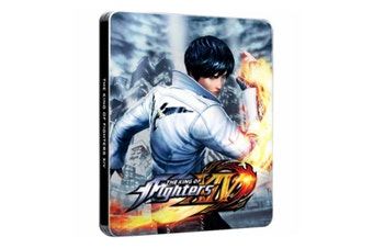 The King of Fighters XIV Steelbook Edition (U.S. Import) (PS4)