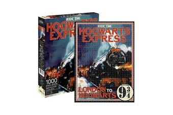 Harry Potter Hogwarts Express 1000 Piece Jigsaw Puzzle