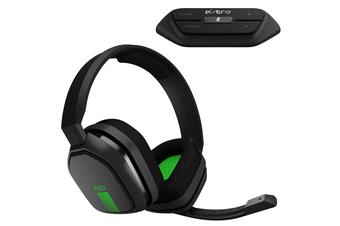 ASTRO A10 + MixAmp M60 Wired Gaming Headset (Grey/Green) for Xbox One & PC