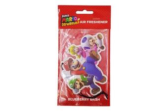 Super Mario 3D World Blueberry Bash Air Freshener