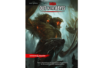 Dungeons & Dragons: Out of the Abyss Adventure