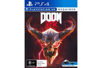 Doom VFR (PlayStation VR, PS4)