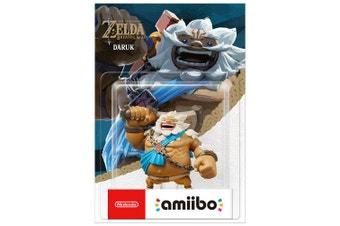 Nintendo Daruk amiibo (The Legend of Zelda: Breath of the Wild)