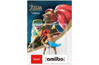 Nintendo Urbosa amiibo (The Legend of Zelda: Breath of the Wild)