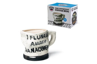BigMouth Anger Management Mug