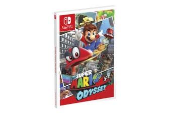 Super Mario Odyssey Guide Book