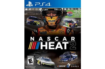 NASCAR Heat 2 (U.S. Import) (PS4)