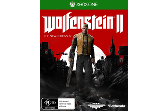 Wolfenstein II: The New Colossus [Pre-Owned] (Xbox One)