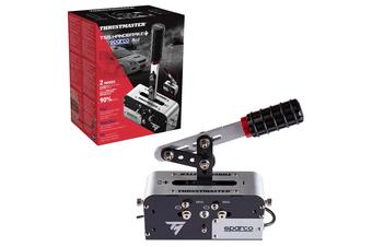 Thrustmaster TSS Handbrake + & Sequential Shifter Sparco Mod