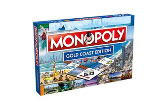 Monopoly: Gold Coast Edition Board Game